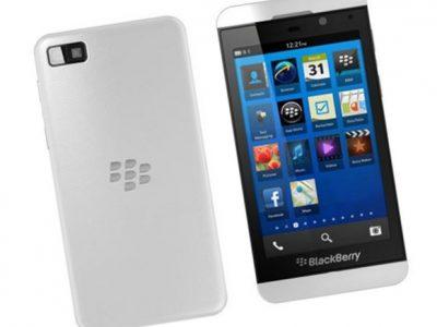 Blackberry Z10 Price in Nigeria