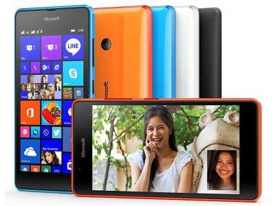 Microsoft Lumia 540 Dual SIM Price in Nigeria